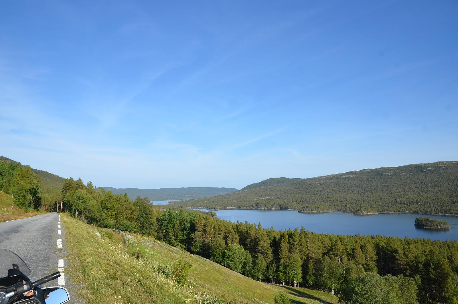 Tunhovd & Tunhovdsfjord