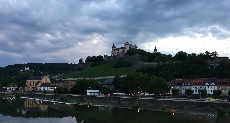 Festung Marienberg - The Marienberg fortress