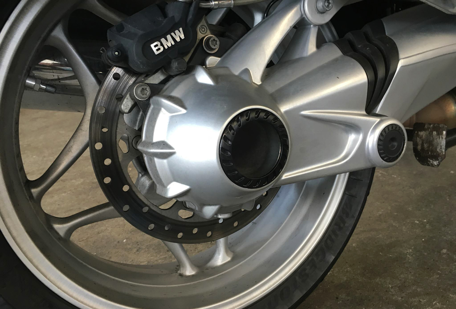 BMW RT O-Ring problem