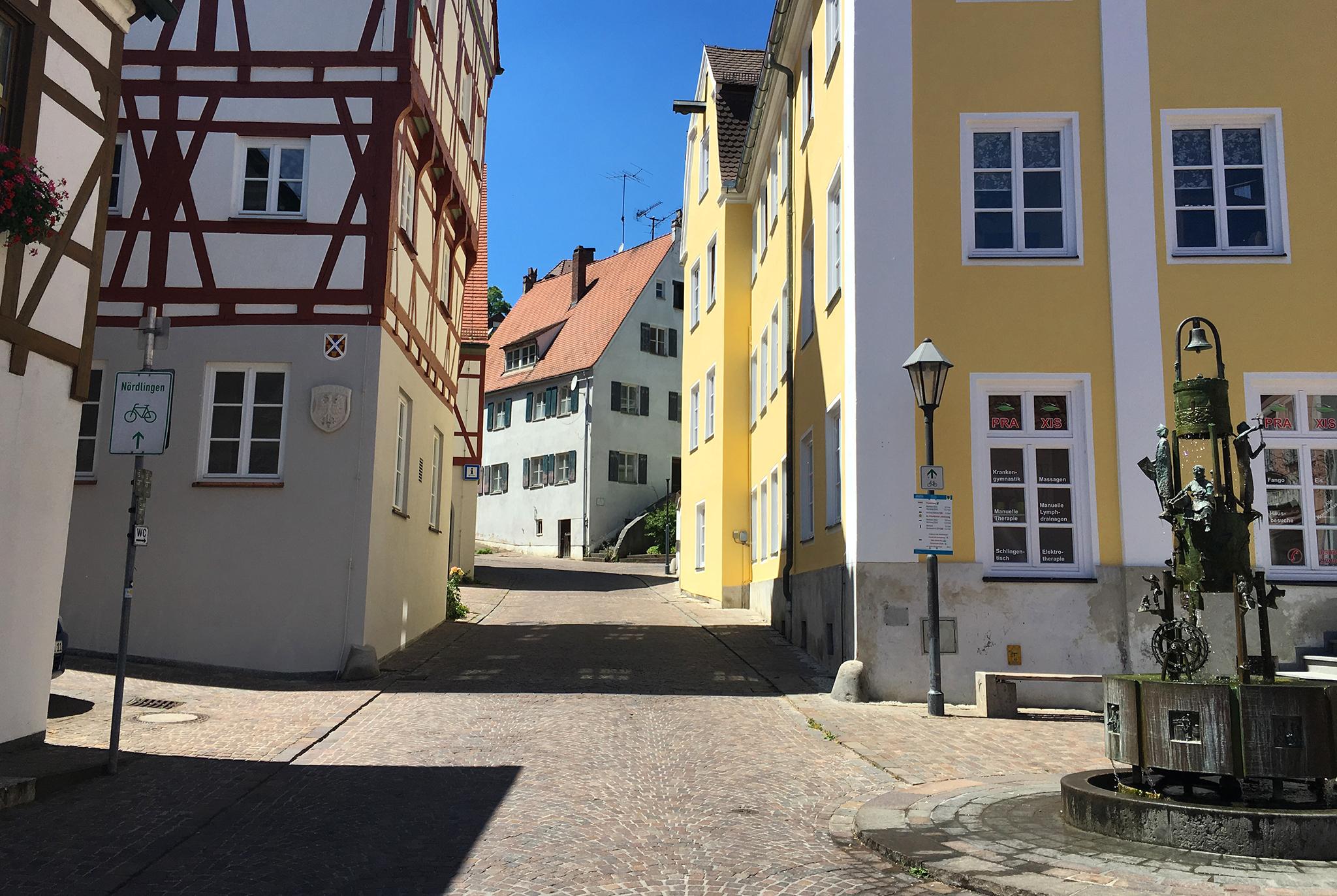 Street view Harburg