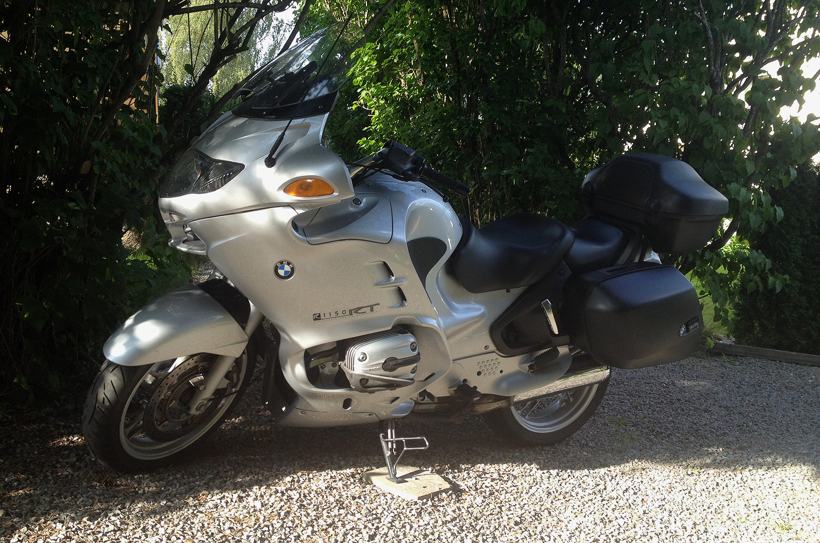 BMW R1150RT - 2003 model picture