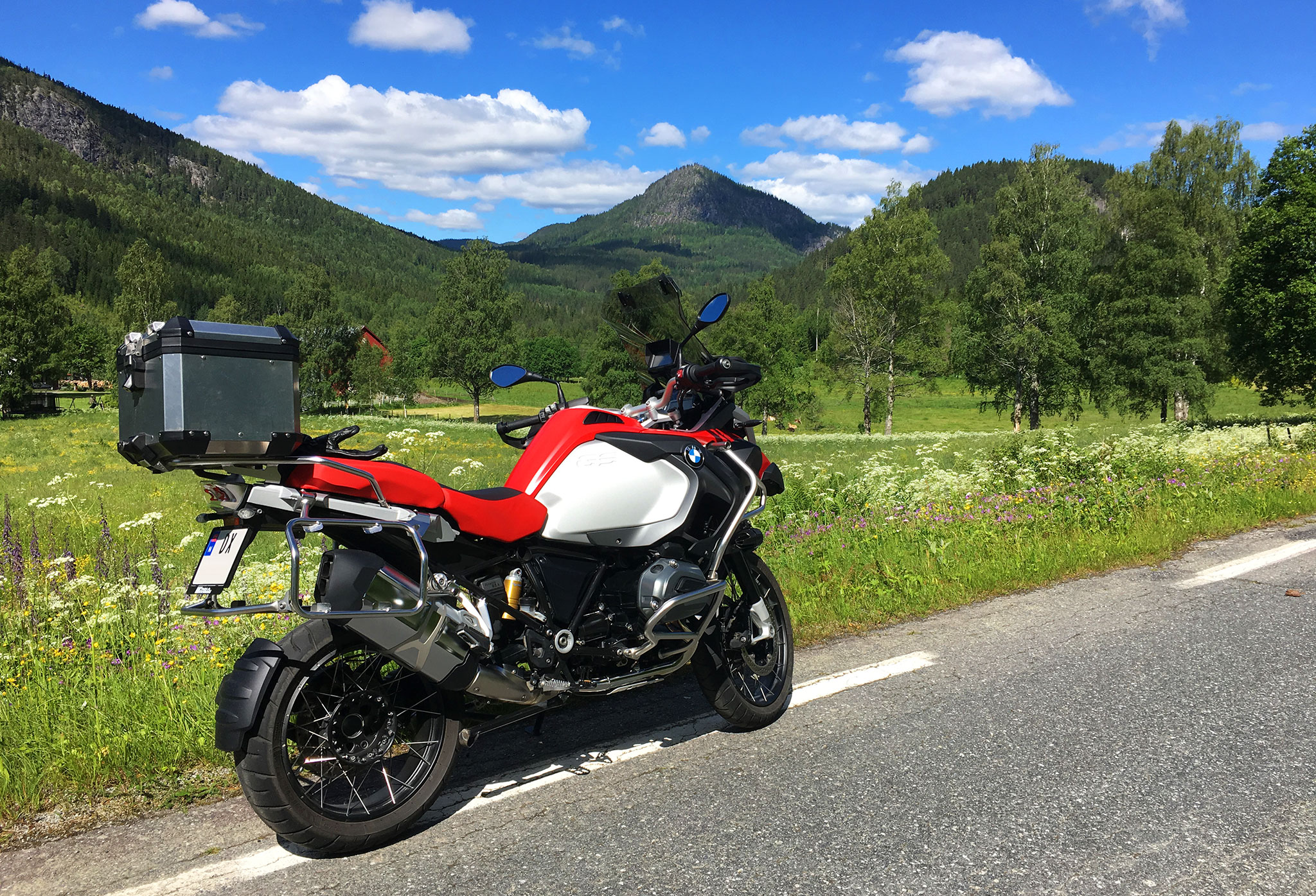 BMW R1200GS Adventures pic
