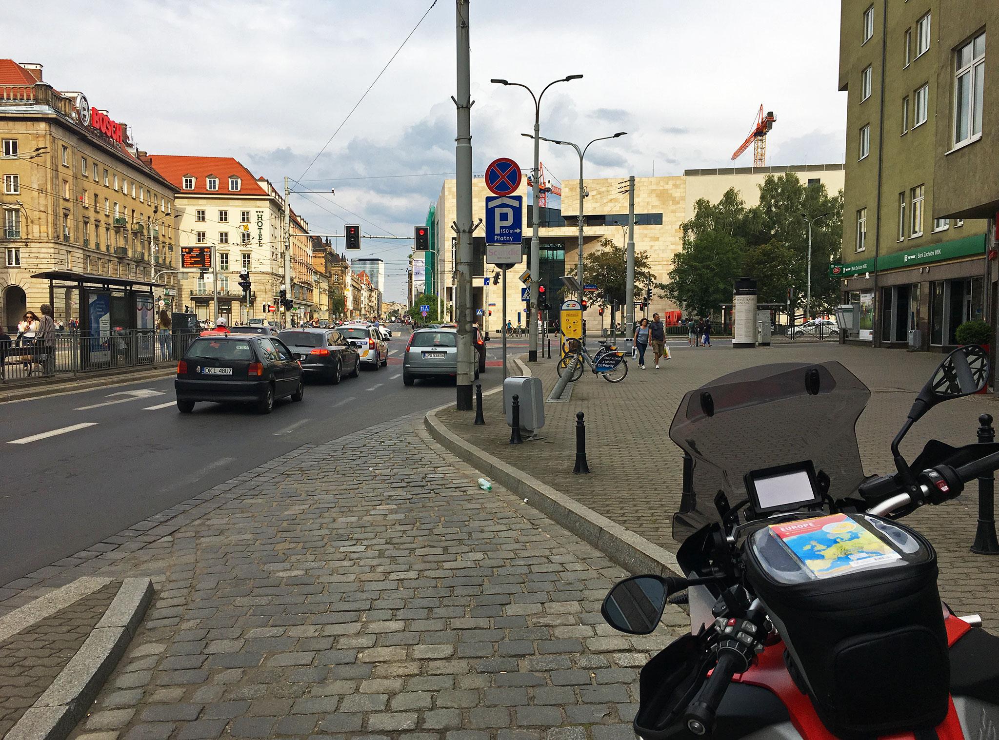 Downtown Wroclaw
