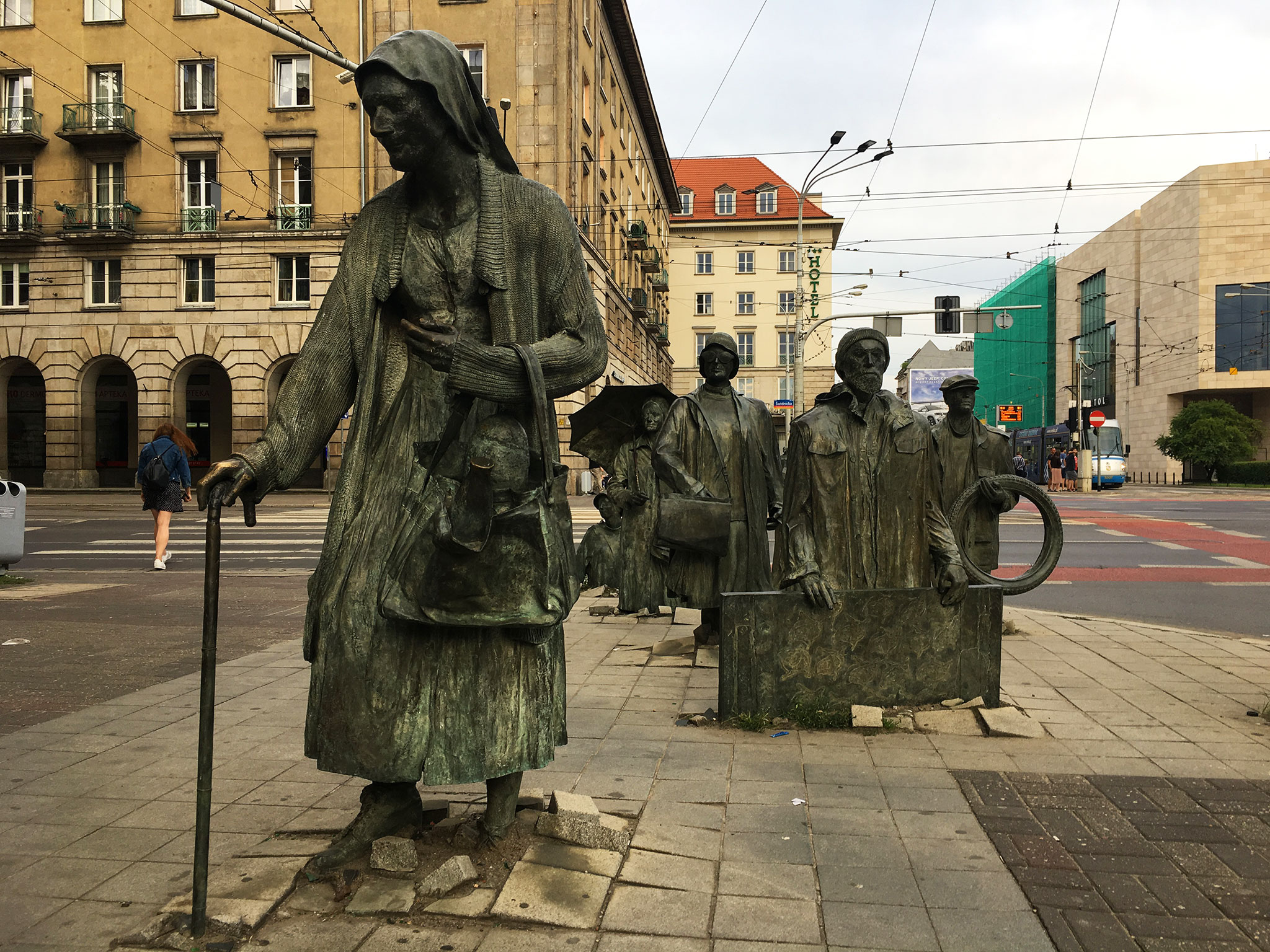Wroclaw - sculptures picture