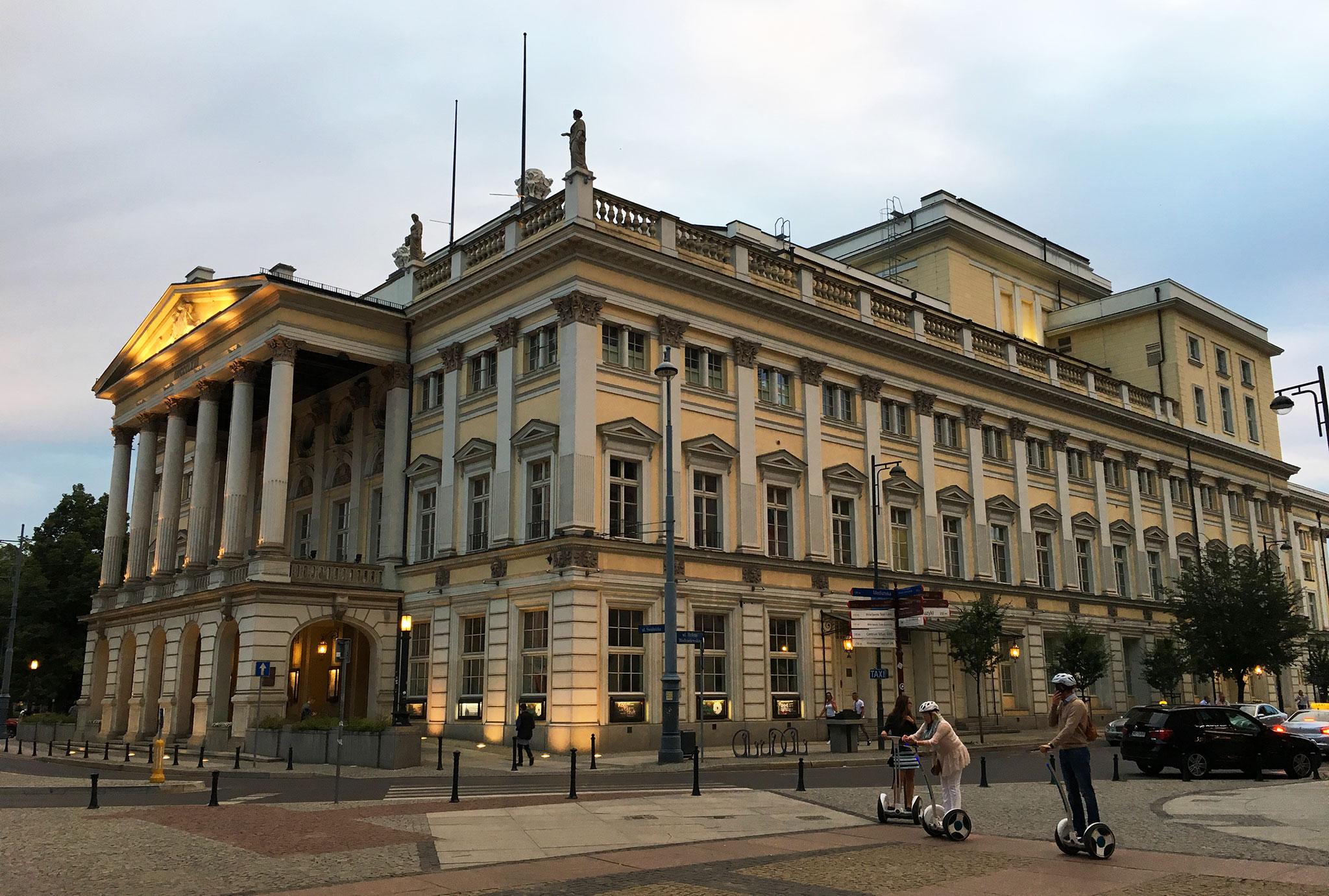 Wroclaw Opera picture