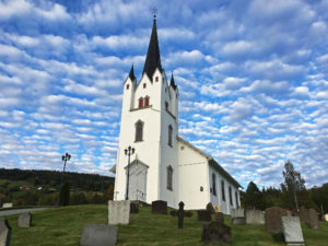 Eggedal Church picture