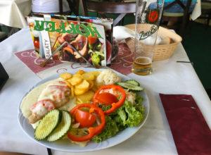 Slovakian dinner