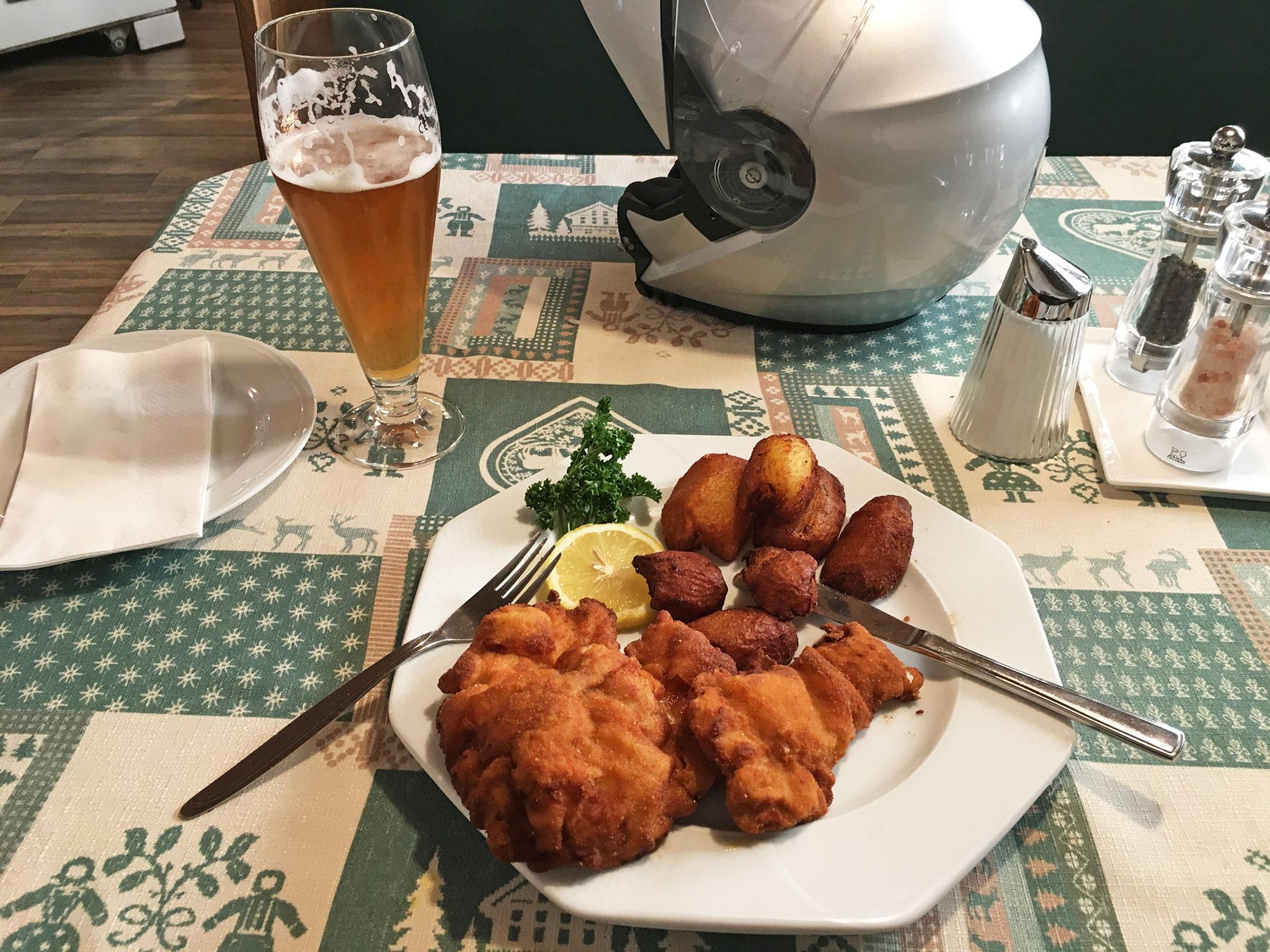 Austrian lunch :)