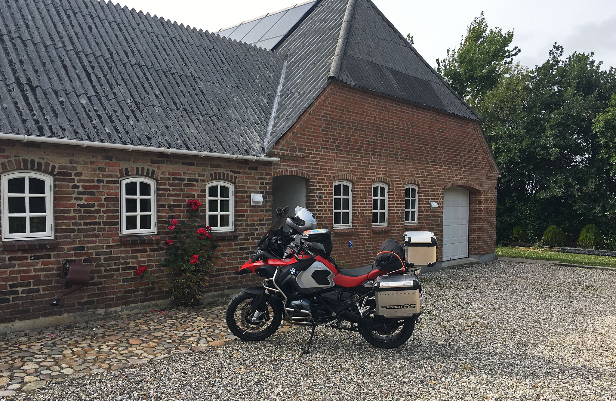 In Denmark, Holmsland B&B