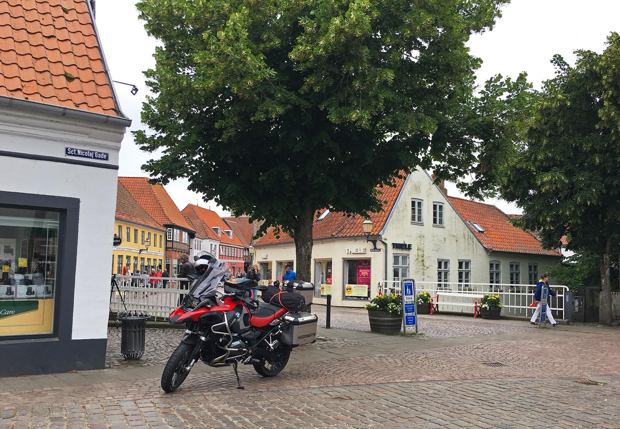 Ribe - Denmark