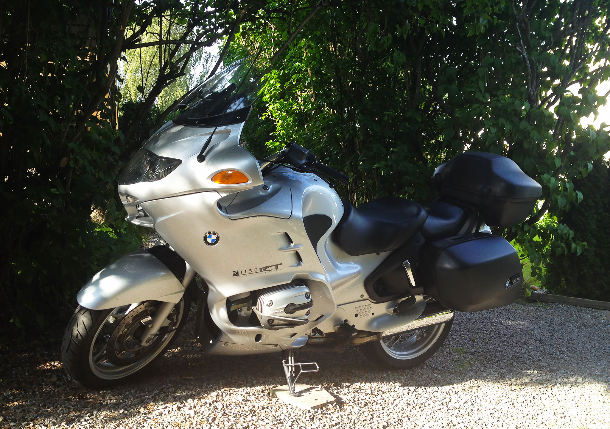 Motorcycles: BMW R1150RT 2003