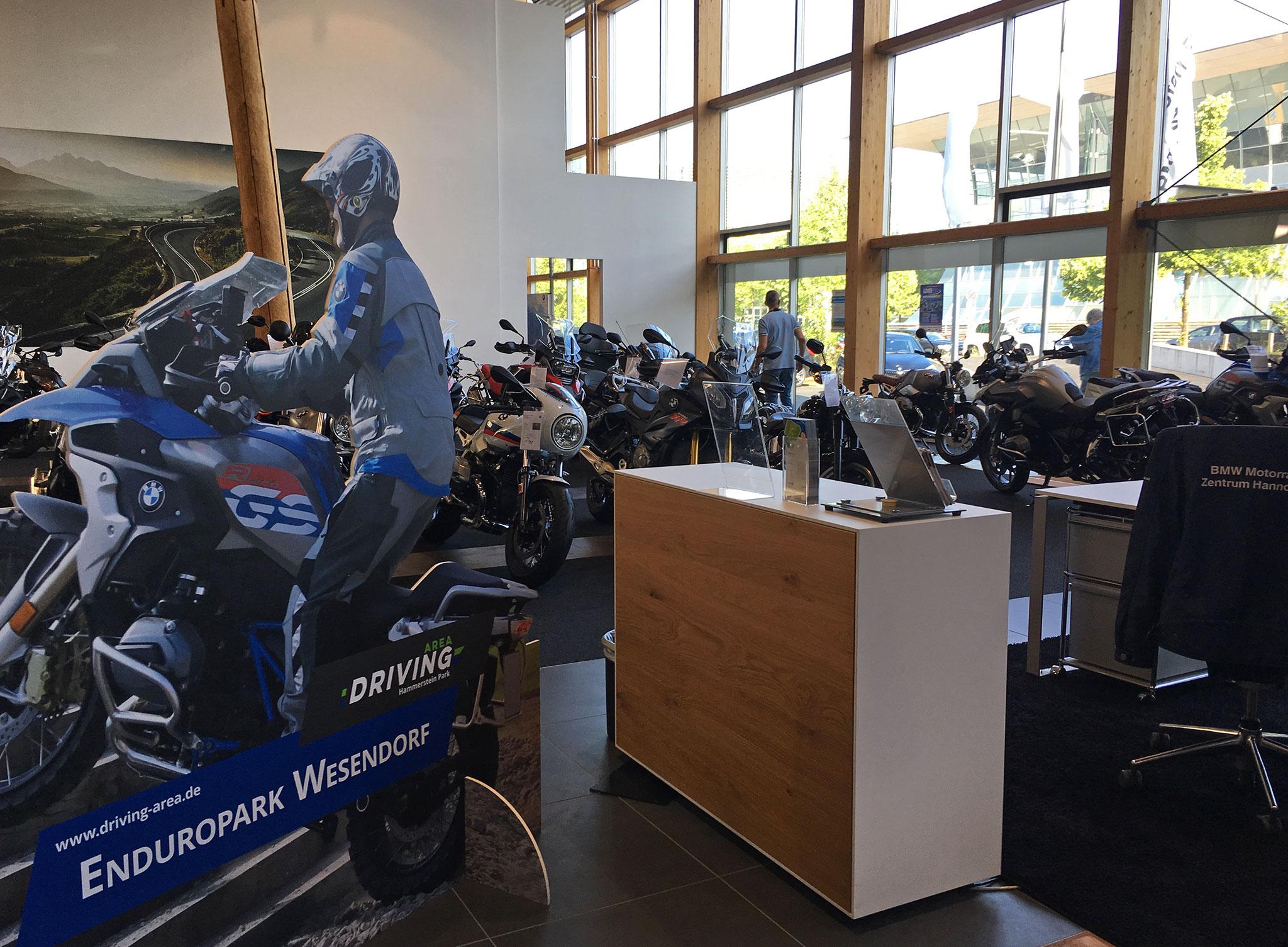 BMW Motorrad Zentrum Hannover