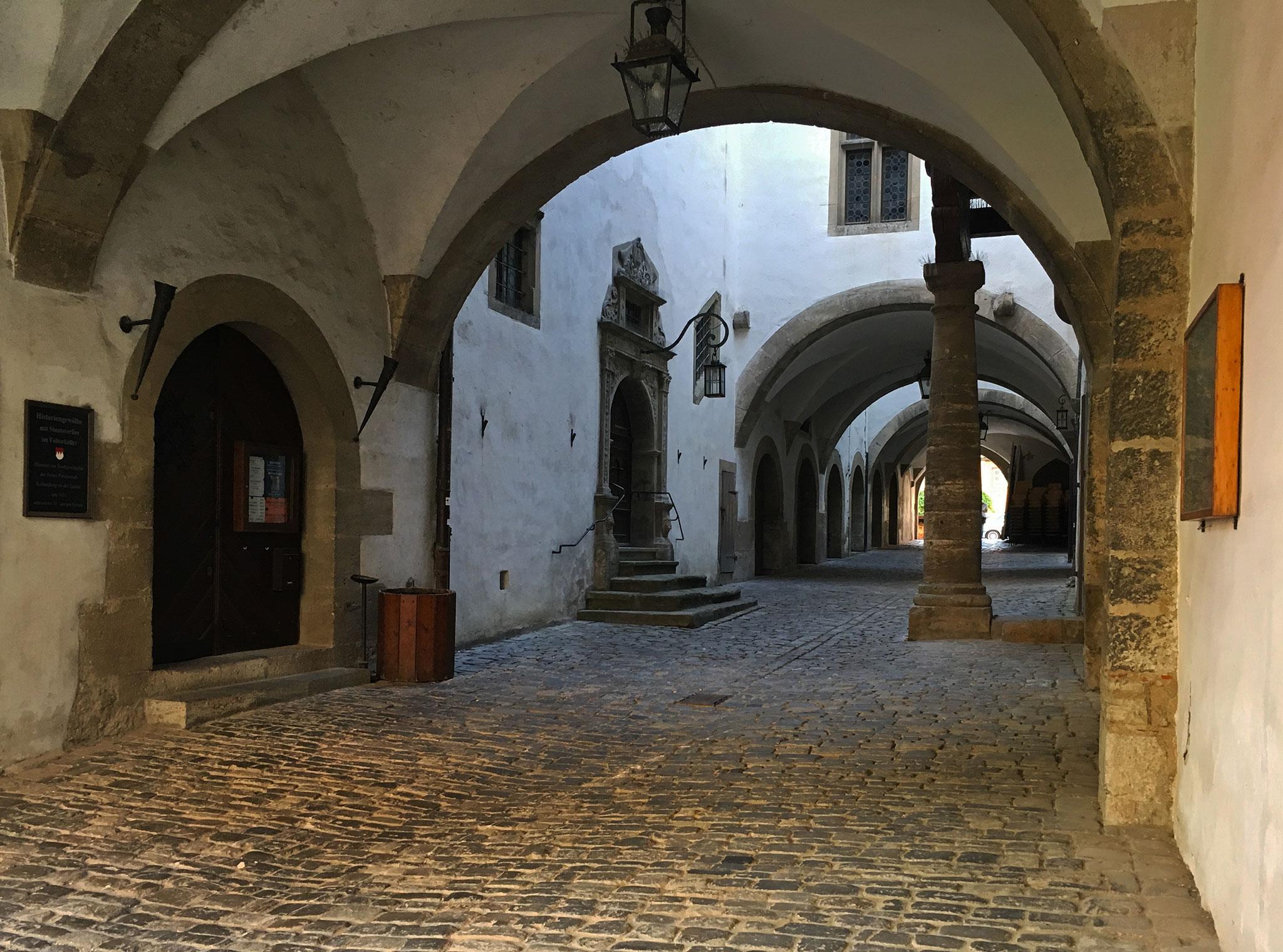 Rothenburg passage