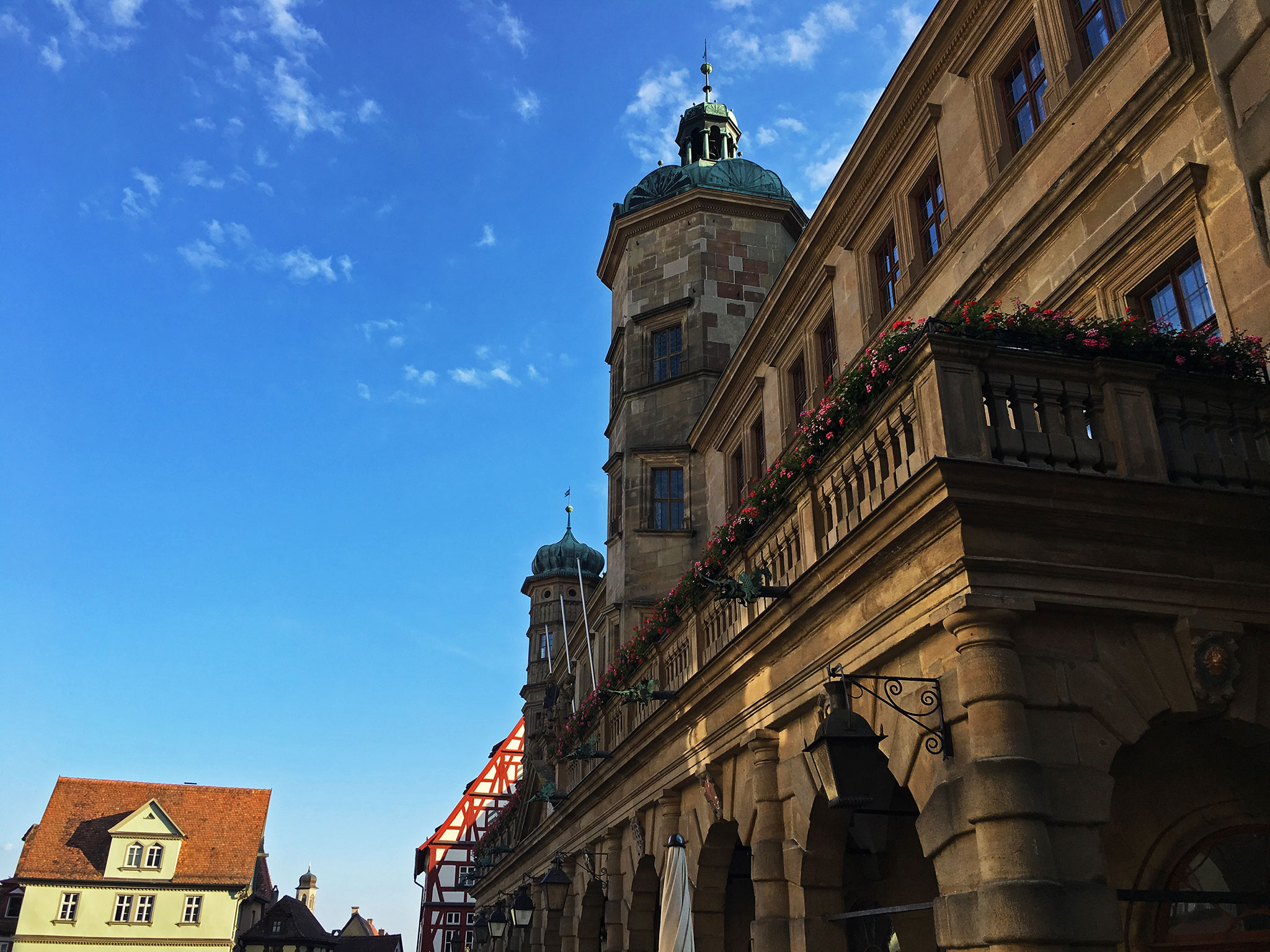 Rothenburg Town hall