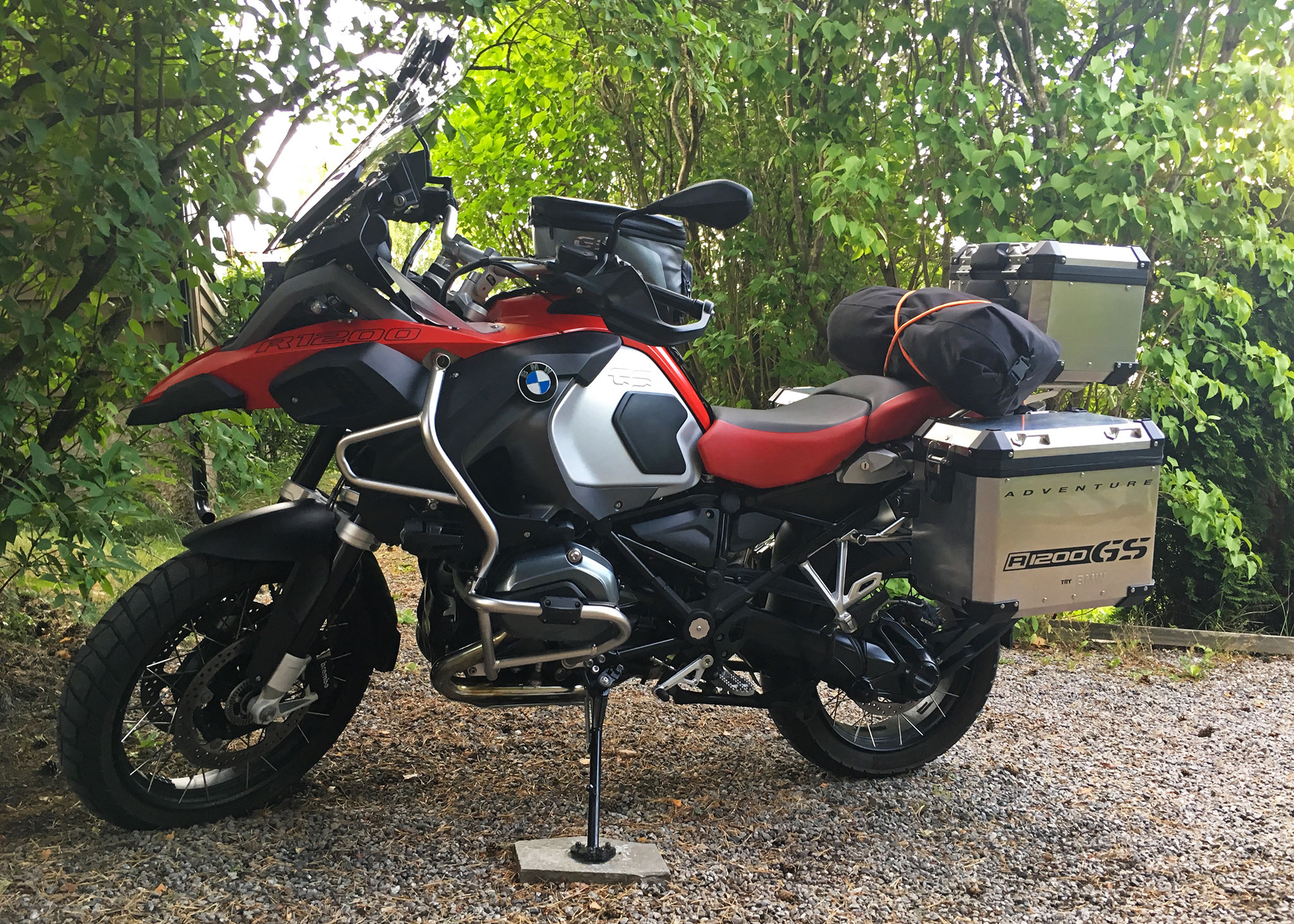 BMW R1200GS Adventure 2016