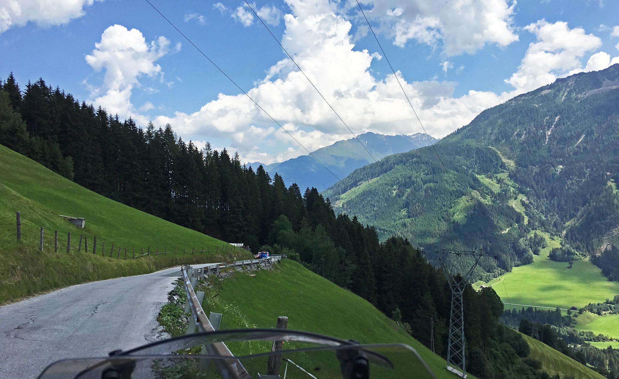 Smallway in Austria