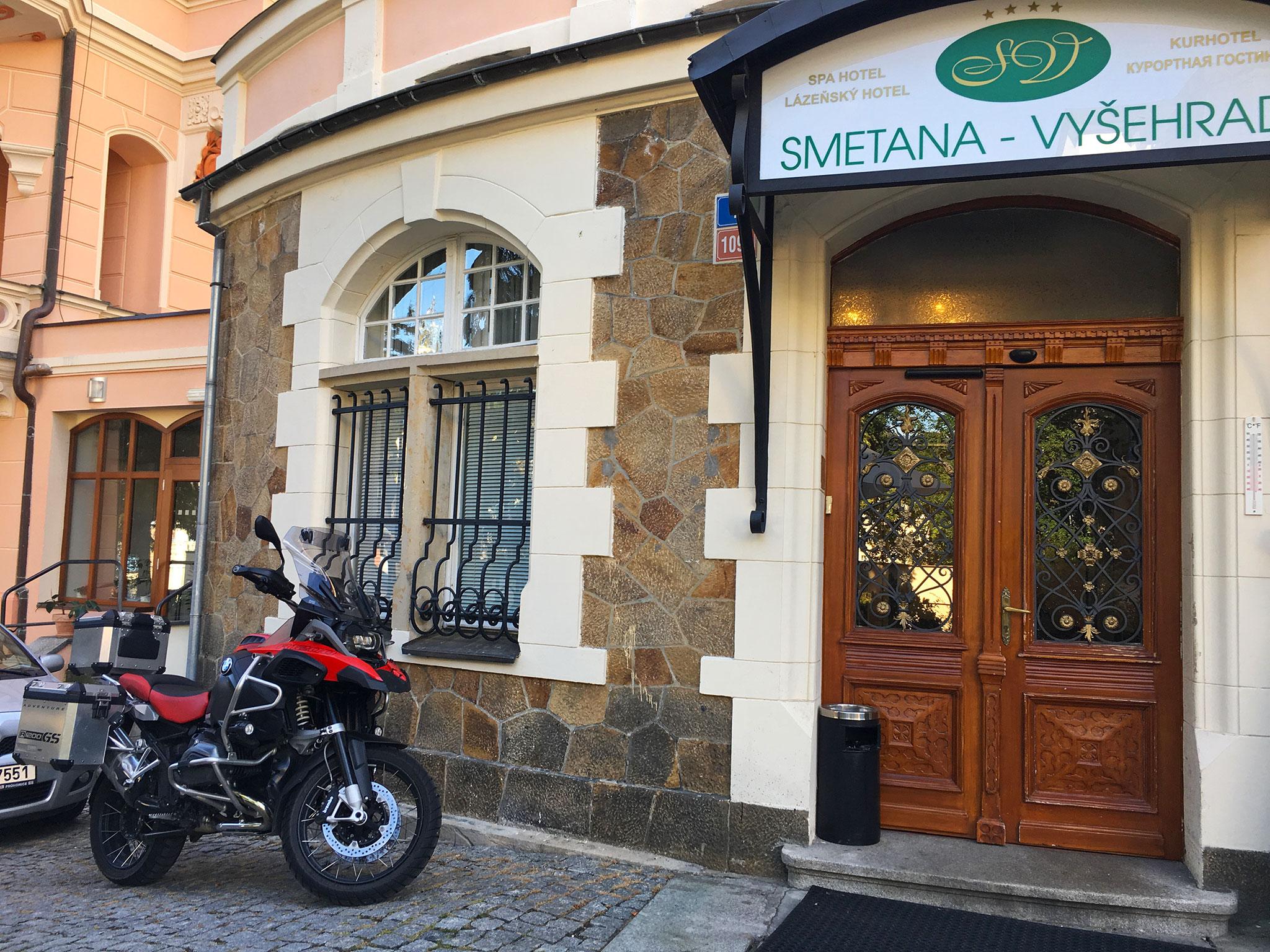 Lazensky Hotel Smetana