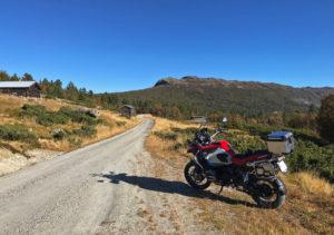 Late September 2019: Norwegian gravel