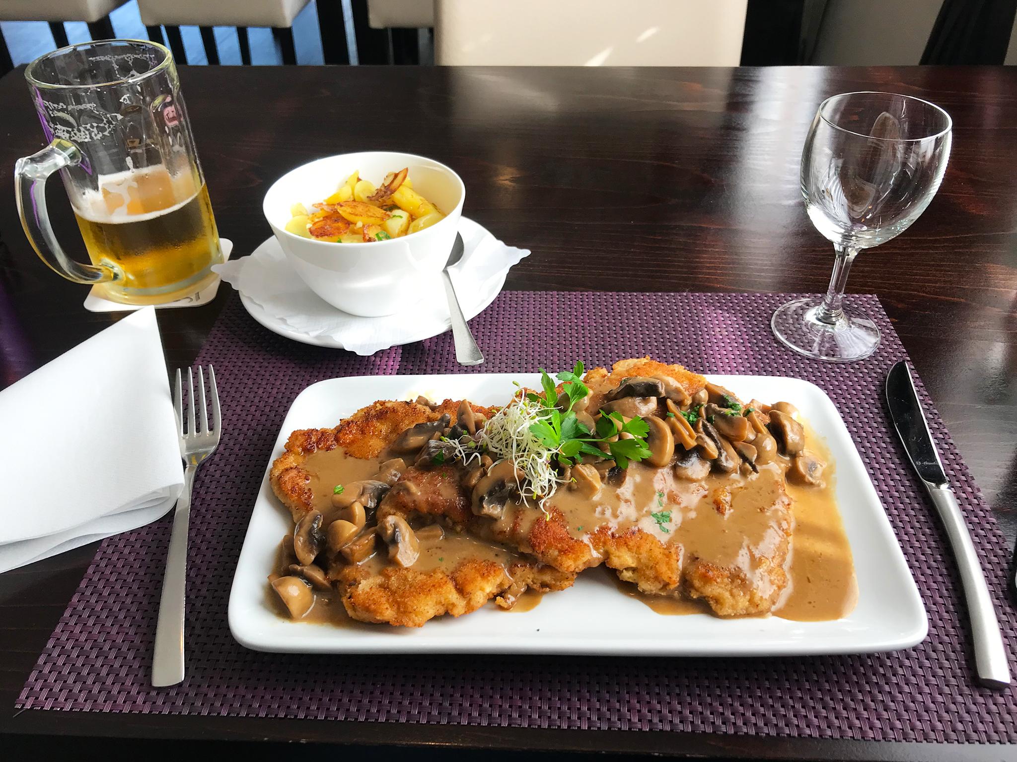 Dinner @Gasthaus Struckum