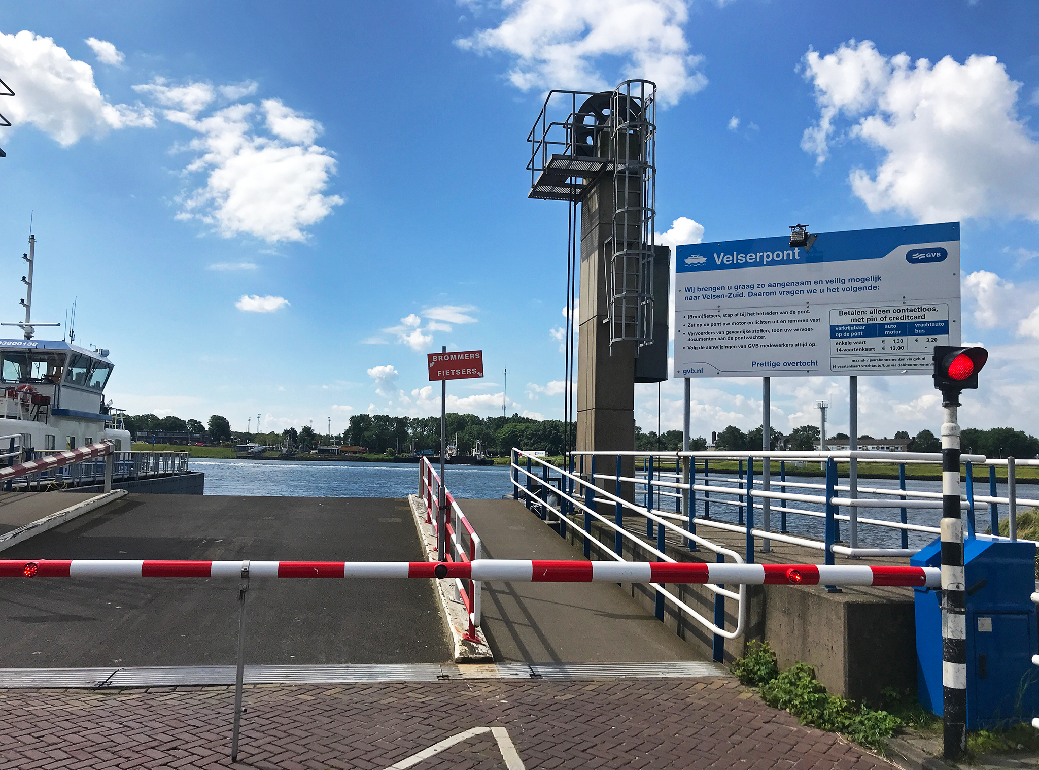 Velserpont Noord