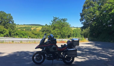 Through Germany: on Prioreier Strasse