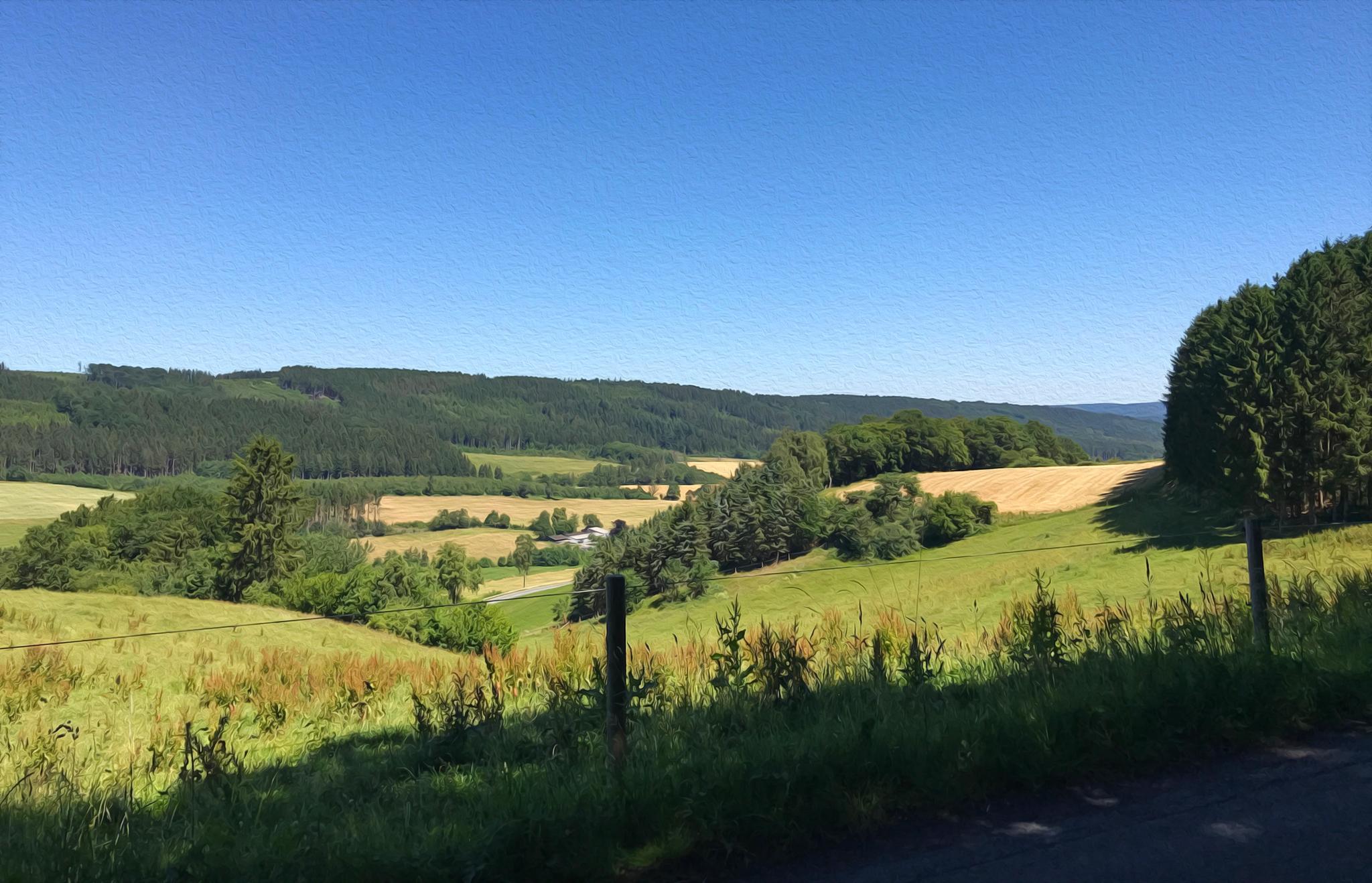 Through Germany: Wengeler Höhe