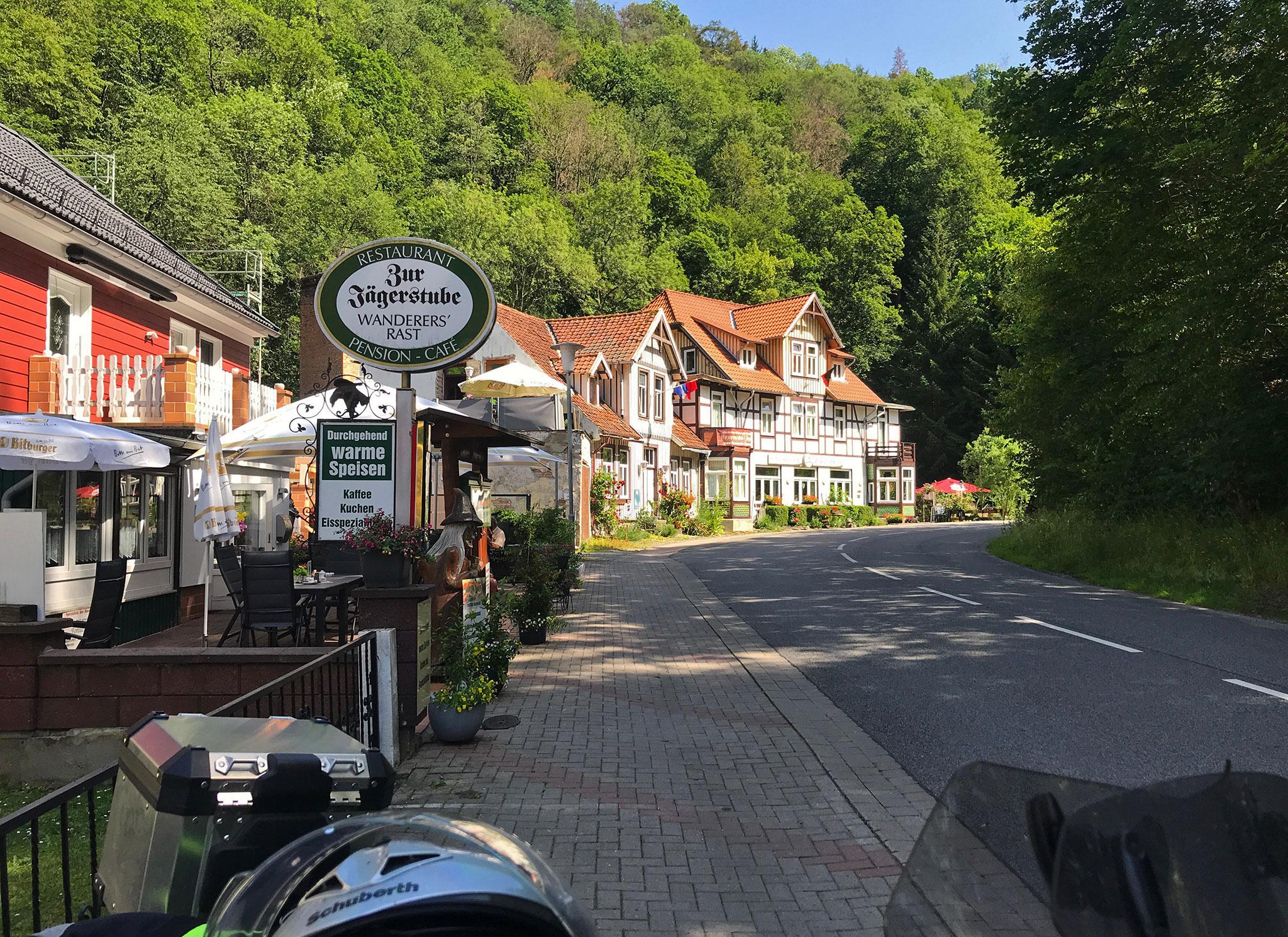 Zur Jägerstube, Treseburg