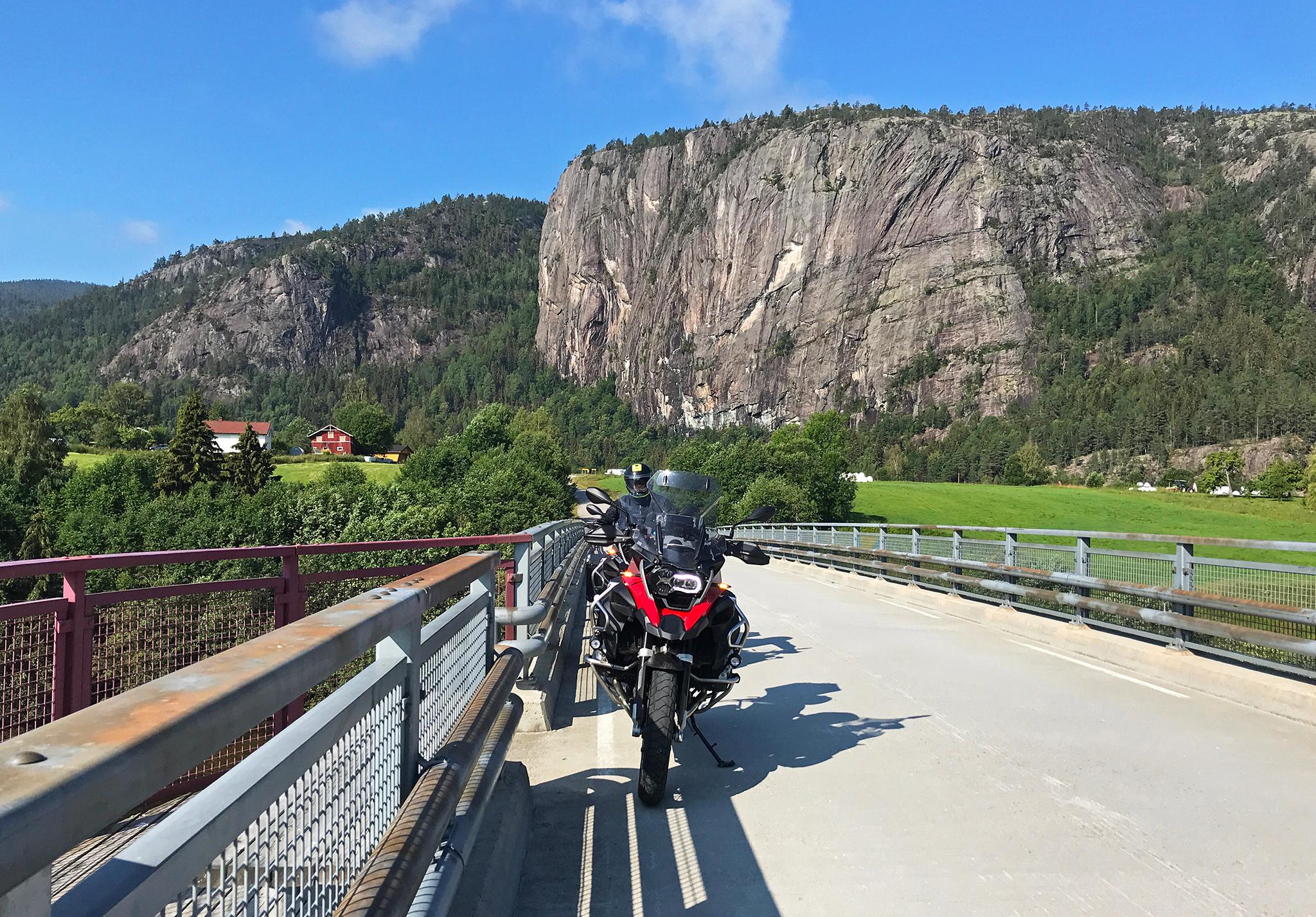 Fjågesund bridge