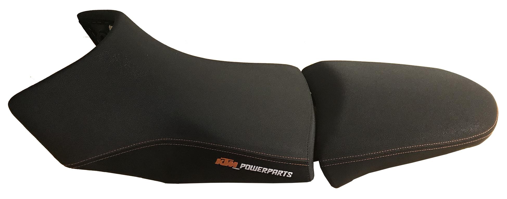 key motorcycle accessories: KTM ergo seat