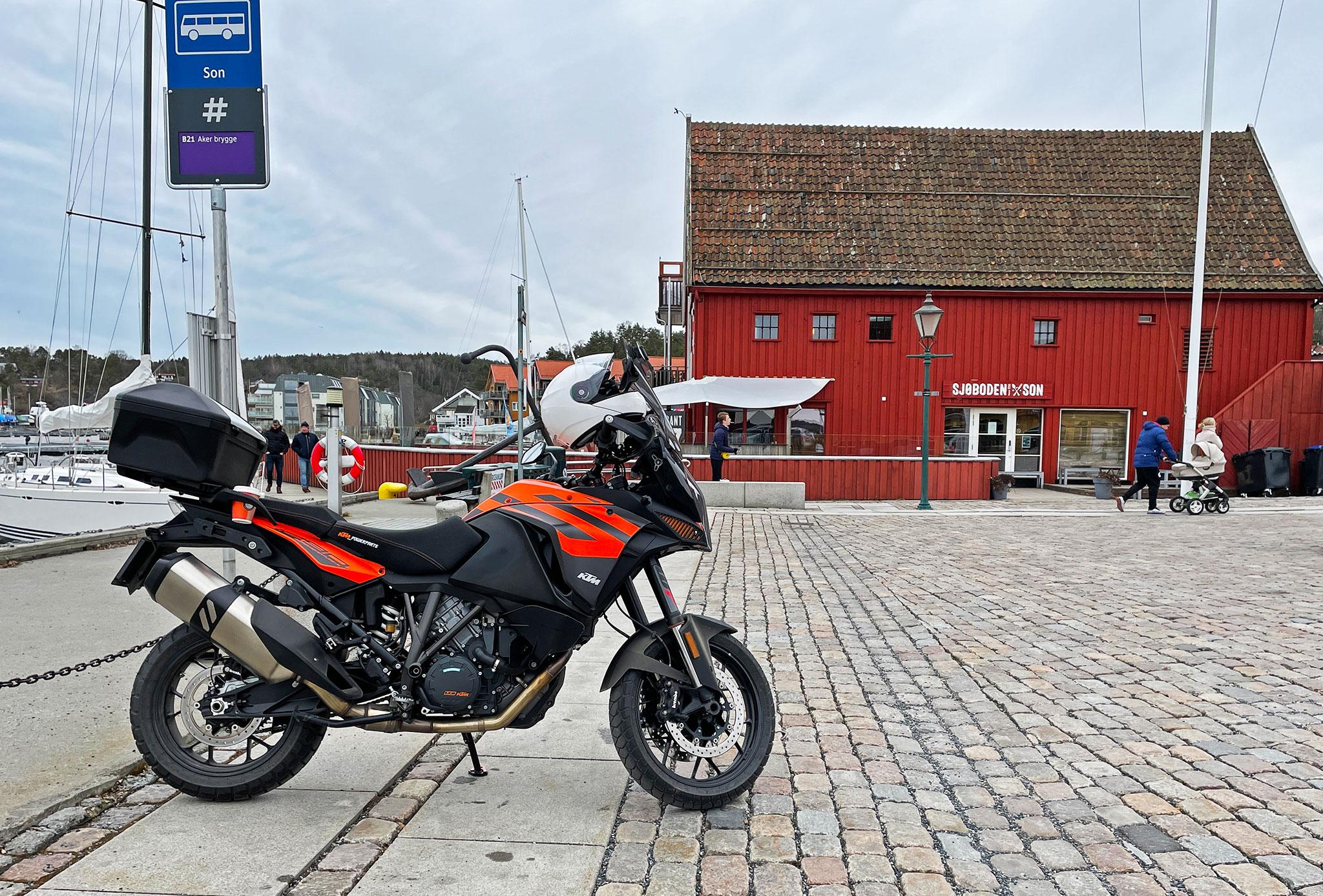 2019 KTM 1290 Super Adventrure S