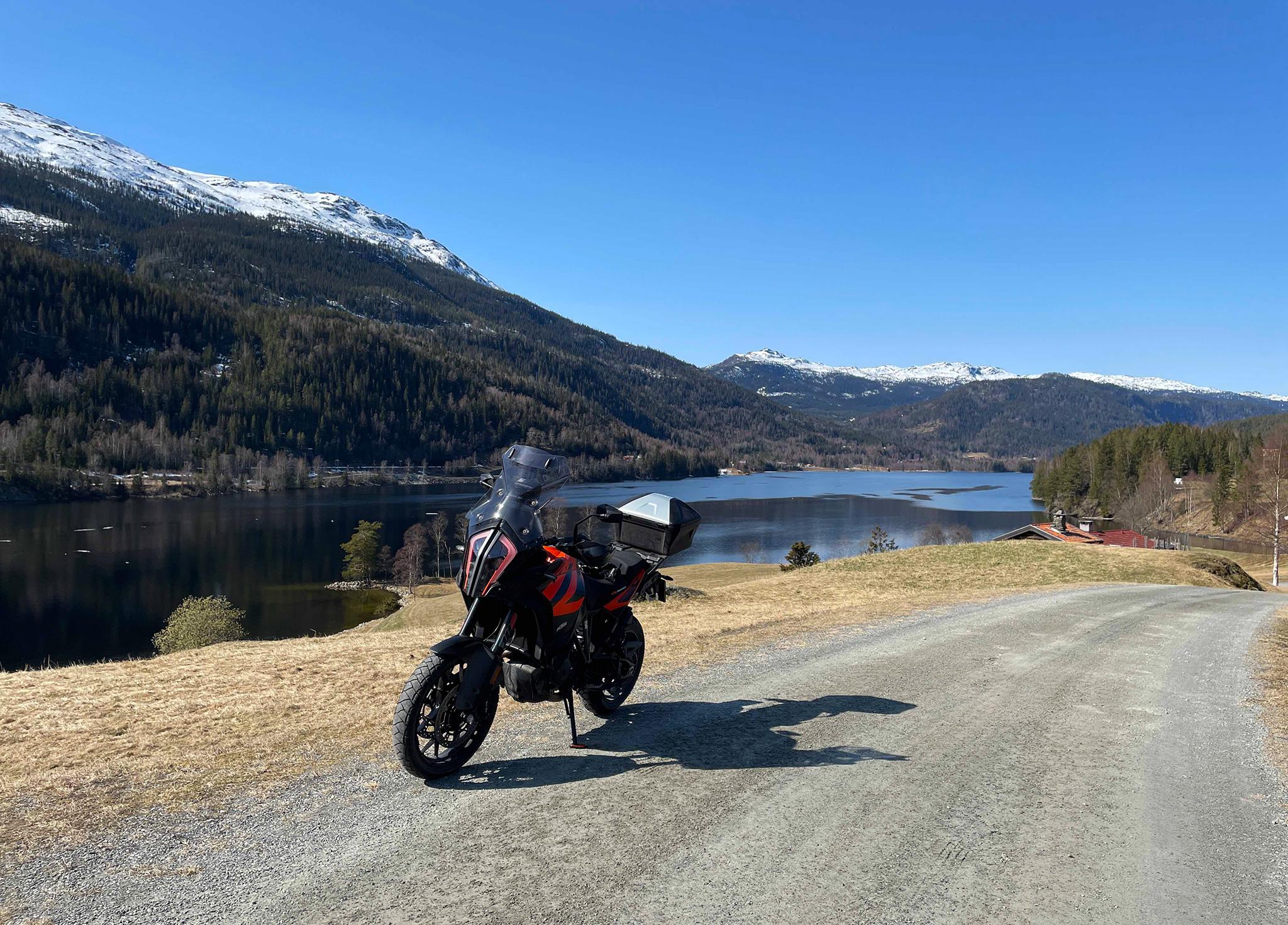 Kravikfjorden, Nore og Uvdal, Norway