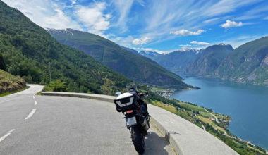 The 2021 riding season: Along Bjørgavegen