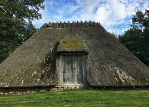 Old building in Skåne