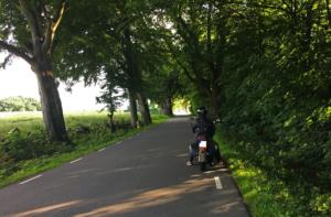 Smallways riding