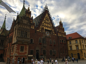 Wroclaw Town Hall picture