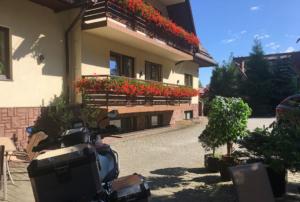 Packed & ready to leave Zakopane