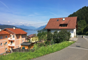 Along Lake Millstatt
