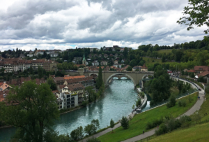 City of Bern, with known settlements dating back to before 12th century