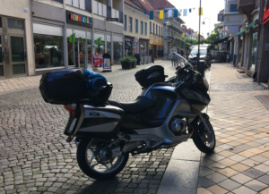 BMW RT in Landskrona