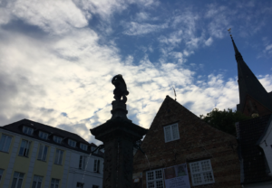 Downtown Flensburg