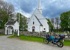 Church visit in Østfold