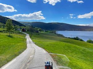 Vestland and small roads