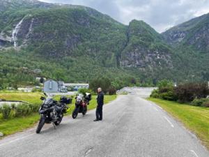 In Matre, Norway