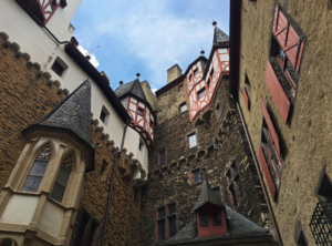 Eltz Castle family buildings