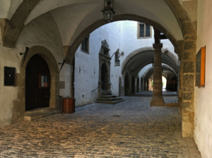 Rothenburg passage
