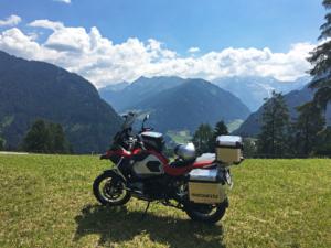 Austrian hills & mountains