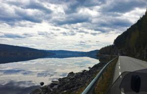 Along Randsfjorden