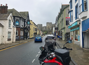 Wales: Castle st. Conwy