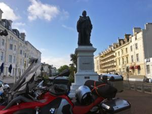 Folkestone: William Harvey memorial
