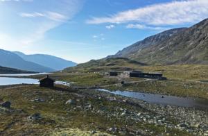 Leirvassbu in Jotunheimen
